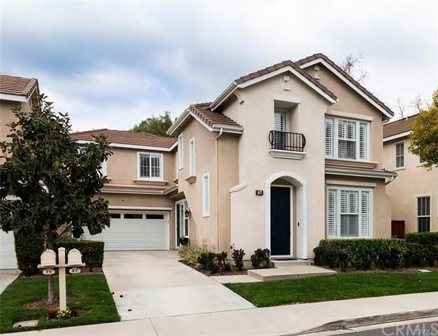67 Plateau, Aliso Viejo, CA 92656 (#OC19117100) :: Doherty Real Estate Group