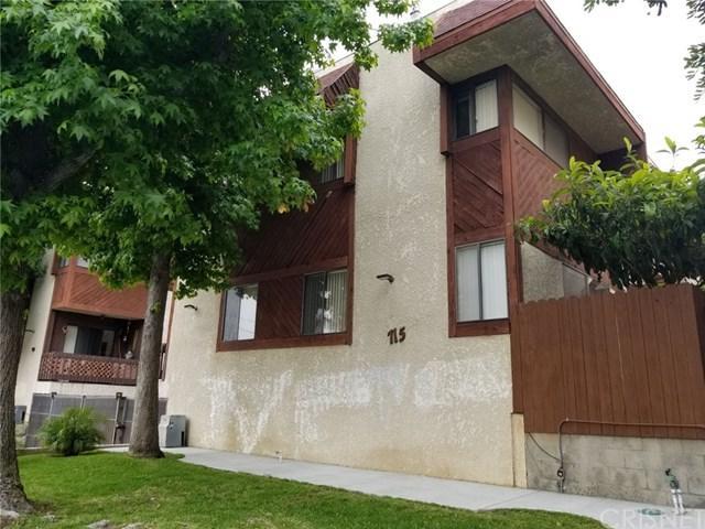 715 E Acacia Avenue E, Glendale, CA 91205 (#SR19109580) :: The Parsons Team