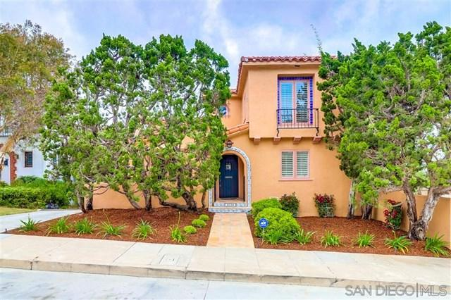 3224 Trumbull St, San Diego, CA 92106 (#190027565) :: Ardent Real Estate Group, Inc.