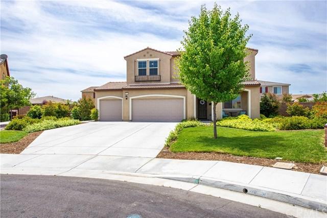 30714 Lime Rock Circle, Menifee, CA 92584 (#IG19112726) :: Allison James Estates and Homes