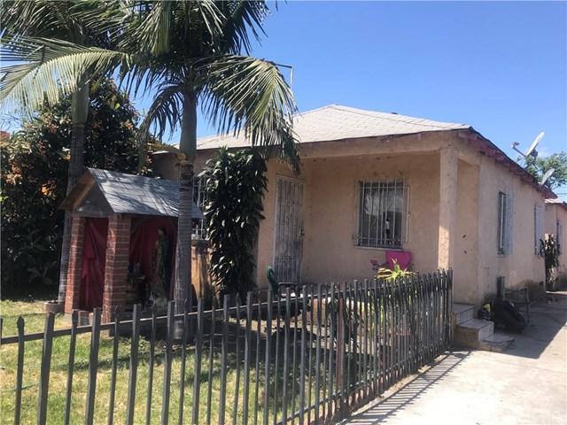 10801 Croesus Avenue, Los Angeles (City), CA 90059 (#DW19117421) :: Allison James Estates and Homes