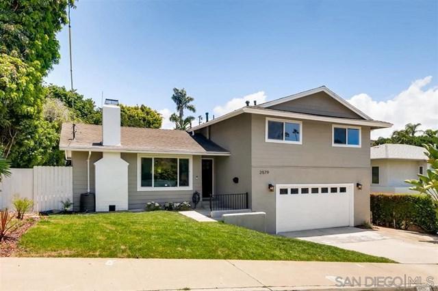2579 Arnott Street, San Diego, CA 92110 (#190027610) :: Fred Sed Group