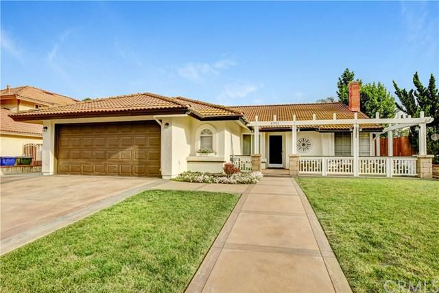 8993 La Verne Drive, Rancho Cucamonga, CA 91701 (#CV19117542) :: RE/MAX Empire Properties