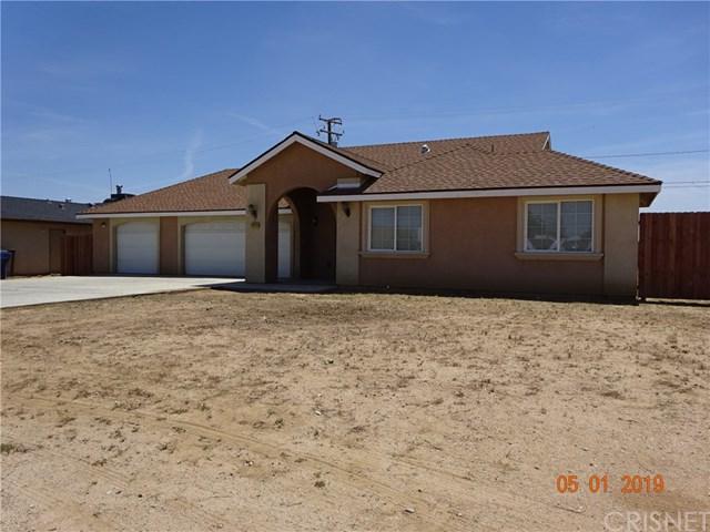 8124 Willow Avenue, California City, CA 93505 (#SR19104954) :: Kim Meeker Realty Group