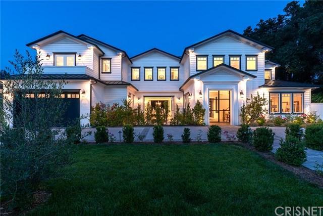 5428 Oak Park Avenue, Encino, CA 91316 (#SR19111067) :: Fred Sed Group