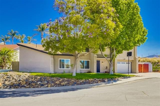 190 Lechuza Ln, Spring Valley, CA 91977 (#190027628) :: Fred Sed Group