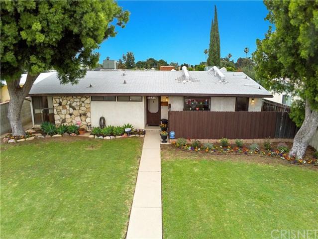 16745 Lassen Street, Granada Hills, CA 91343 (#SR19108905) :: Fred Sed Group