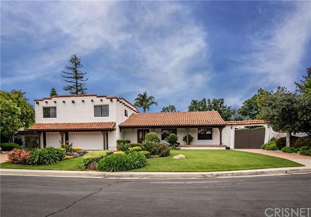 19511 Tribune Street, Northridge, CA 91326 (#SR19110020) :: Fred Sed Group