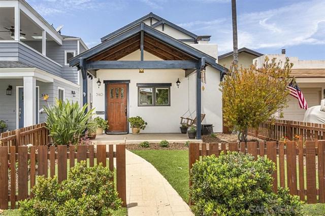 340 I Avenue, Coronado, CA 92118 (#190027641) :: Ardent Real Estate Group, Inc.