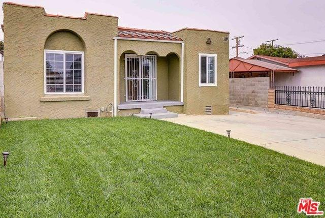 741 E 67TH Street, Inglewood, CA 90302 (#19468476) :: Fred Sed Group