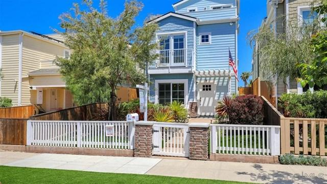 1304 Oliver Ave., San Diego, CA 92109 (#190027663) :: Abola Real Estate Group