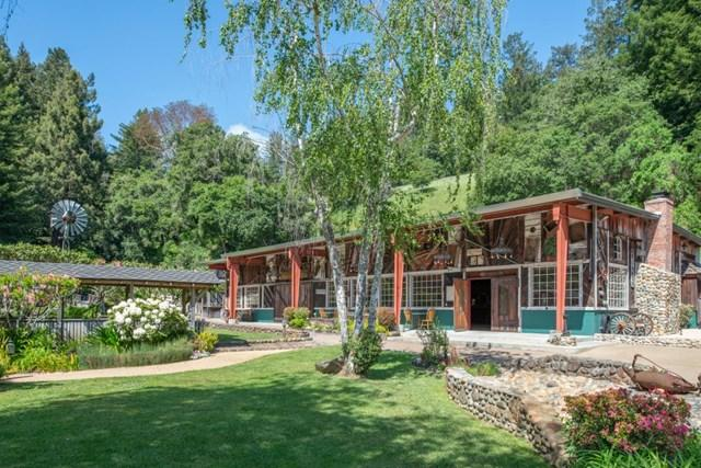 1690 Glen Canyon Road, Santa Cruz, CA 95060 (#ML81752809) :: Beachside Realty