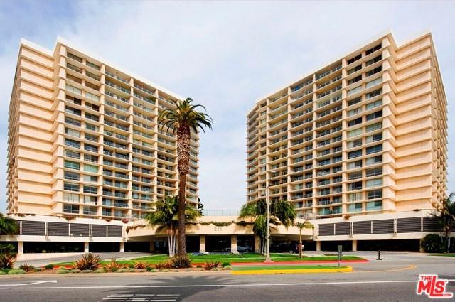 201 Ocean Avenue 710B, Santa Monica, CA 90402 (#19462514) :: Powerhouse Real Estate