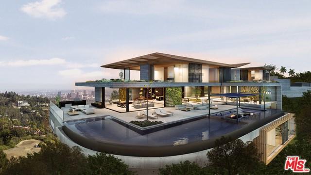 1298 Stradella Road, Los Angeles (City), CA 90077 (#19468550) :: PLG Estates