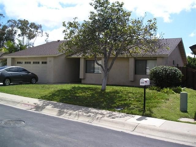 839 Willow Tree Ln, Fallbrook, CA 92028 (#190027705) :: Fred Sed Group