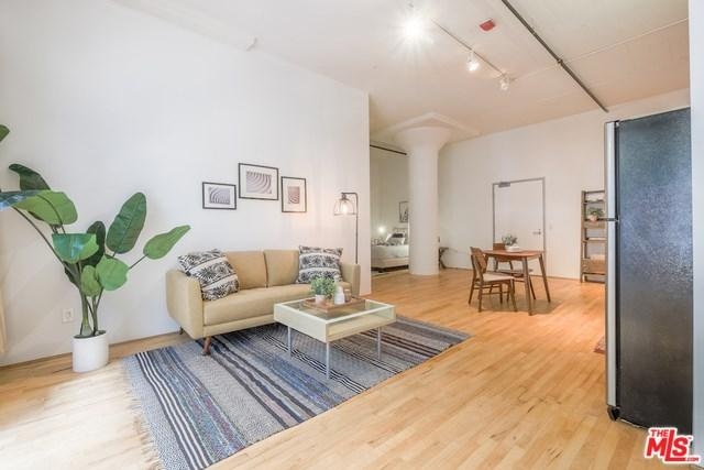 420 S San Pedro Street #228, Los Angeles (City), CA 90013 (#19468690) :: Allison James Estates and Homes