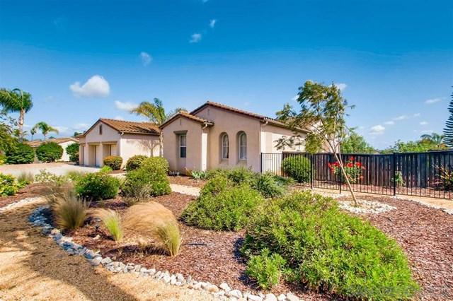 2613 Clearcrest Lane, Fallbrook, CA 92028 (#190027709) :: Fred Sed Group