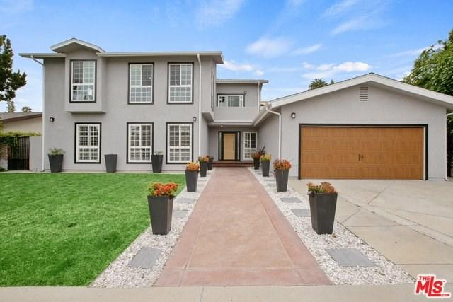 6661 Vickiview Drive, West Hills, CA 91307 (#19468506) :: Fred Sed Group