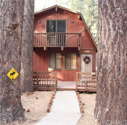 42554 La Cerena Avenue, Big Bear, CA 92315 (#EV19118146) :: Fred Sed Group