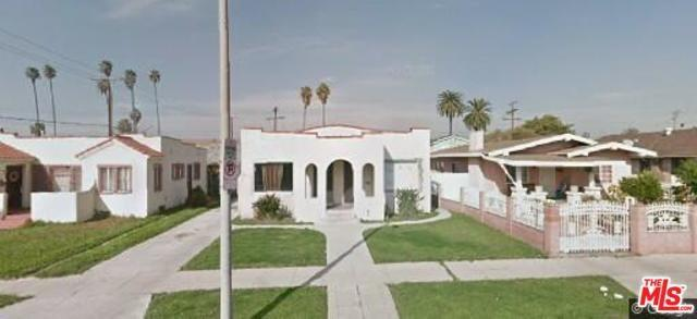 1551 W 51ST Place, Los Angeles (City), CA 90062 (#19468582) :: RE/MAX Empire Properties