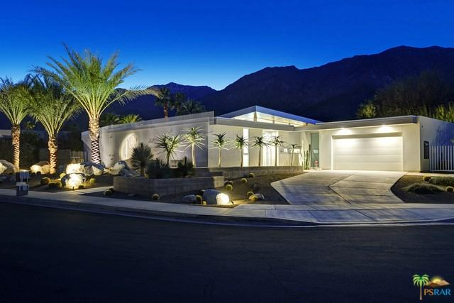 3035 Goldenrod Lane, Palm Springs, CA 92264 (#19468442PS) :: California Realty Experts