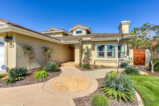 1537 Bonnie Bluff Ct, Encinitas, CA 92024 (#190027751) :: Fred Sed Group