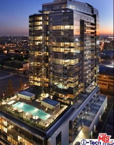 1155 S Grand Avenue #607, Los Angeles (City), CA 90015 (#19468888) :: Allison James Estates and Homes