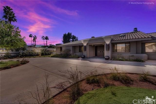 701 Iris Lane, Rancho Mirage, CA 92270 (#SR19118245) :: Millman Team