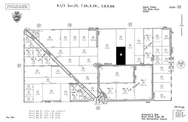 0 Powatan, Apple Valley, CA  (#CV19118793) :: Fred Sed Group
