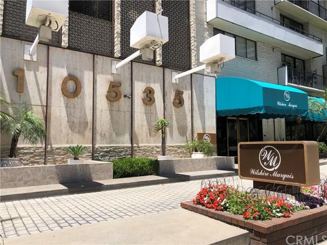 10535 Wilshire Boulevard D10, Los Angeles (City), CA 90024 (#SB19118323) :: RE/MAX Empire Properties
