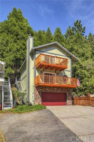 24678 Lake Drive, Crestline, CA 92325 (#EV19118914) :: RE/MAX Empire Properties