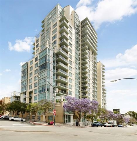 850 Beech St. #1403, San Diego, CA 92102 (#190027827) :: Z Team OC Real Estate