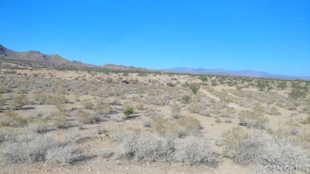0 Granville Road, Joshua Tree, CA 92252 (#SR19118941) :: RE/MAX Masters