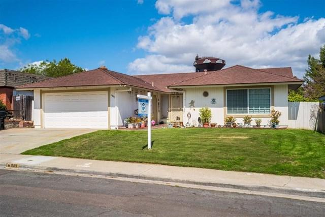 6891 Mewall, San Diego, CA 92119 (#190027835) :: Ardent Real Estate Group, Inc.