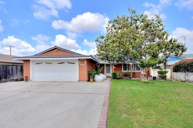 2150 Bayhaven Drive, San Jose, CA 95122 (#ML81751016) :: RE/MAX Empire Properties