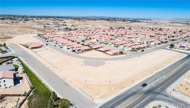 0 Benton Way, Victorville, CA 92395 (#TR19117060) :: Fred Sed Group
