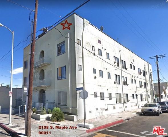 2108 Maple Avenue, Los Angeles (City), CA 90011 (#19466440) :: Allison James Estates and Homes