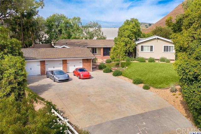 23760 Oakfield Road, Hidden Hills, CA 91302 (#319002026) :: The Laffins Real Estate Team