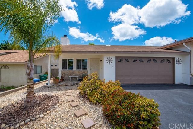 957 Skyline Drive, Pismo Beach, CA 93449 (#PI19119073) :: RE/MAX Parkside Real Estate