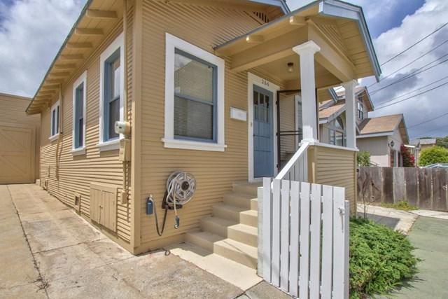 266 Anita Street, Monterey, CA 93940 (#ML81752990) :: The Darryl and JJ Jones Team