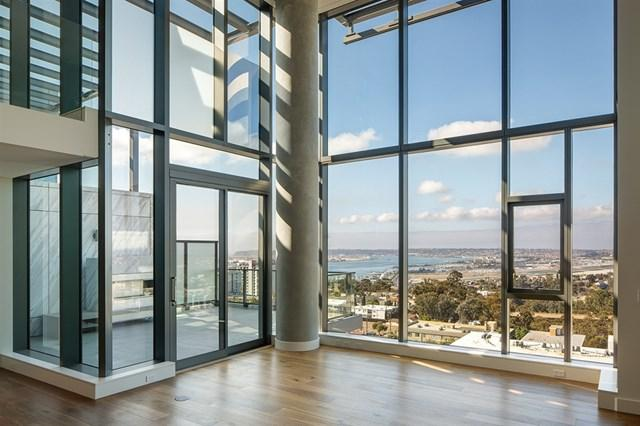2855 Fifth Ave. #1301, San Diego, CA 92103 (#190027872) :: Fred Sed Group