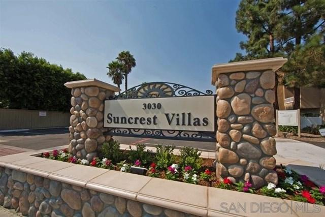 3030 Suncrest Drive #221, San Diego, CA 92116 (#190027903) :: Fred Sed Group