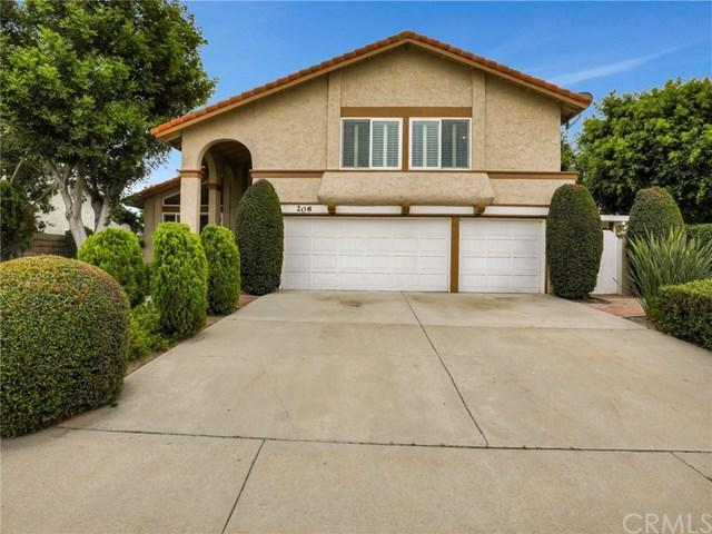 206 San Anselmo Lane, Placentia, CA 92870 (#OC19093456) :: Pam Spadafore & Associates