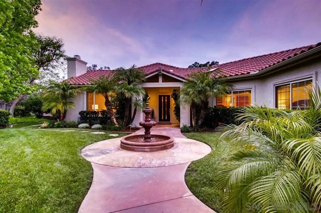 15684 Oakstand Rd, Poway, CA 92064 (#190027938) :: Ardent Real Estate Group, Inc.