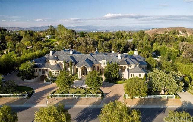 25220 Walker Road, Hidden Hills, CA 91302 (#SR19118602) :: Barnett Renderos