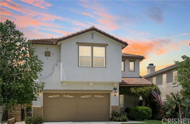 28227 Lorita Lane, Saugus, CA 91350 (#SR19119030) :: California Realty Experts