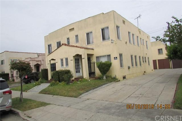 1400 S Bronson Avenue, Los Angeles (City), CA 90019 (#SR19119654) :: RE/MAX Masters