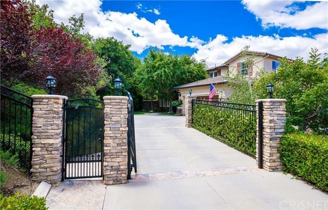 25814 Meadow Lane, Stevenson Ranch, CA 91381 (#SR19119684) :: California Realty Experts