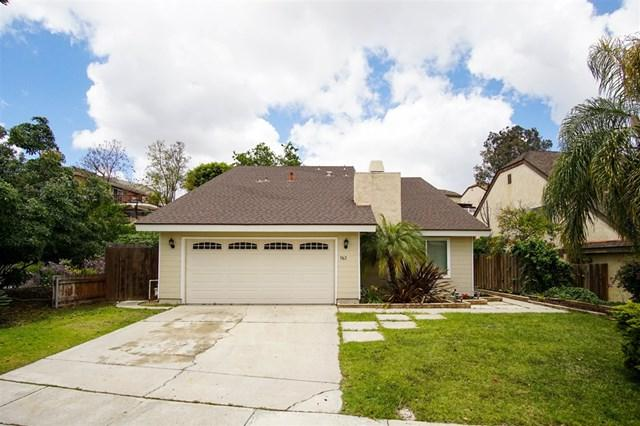 3162 Chelsea Park Circle, Spring Valley, CA 91978 (#190027990) :: Bob Kelly Team