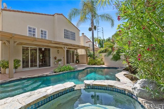 4309 Park Arroyo, Calabasas, CA 91302 (#SR19117697) :: California Realty Experts